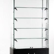 供应出租玻璃钛合金展柜