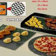 特氟龙食品级网格烤盘片烤炉片图片