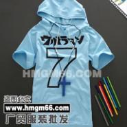价格便宜的儿童服装批发仿品牌男装T恤批发2011卖什么服装好韩版