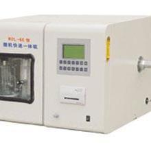 煤焦化仪器一体测硫仪