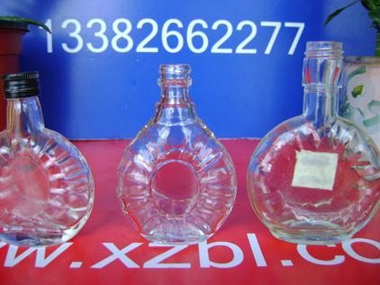 供应50毫升小酒瓶专业生产厂家供应商