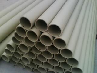 江苏PP塑料管材供货商图片