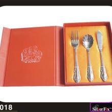 供应广州西餐餐具刀叉礼品 不锈钢礼品刀叉