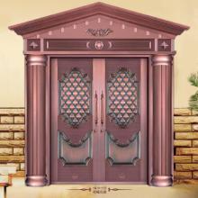 別墅銅門丨鄭州銅門丨銅門丨銅窗 廠家直銷 11年品質保證圖片