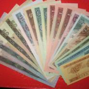 龙年纪念钞连体钞回收图片
