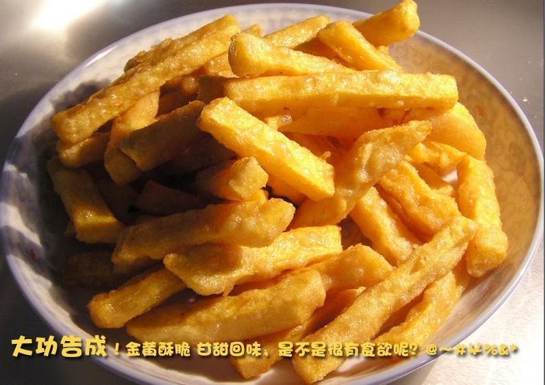 供应甘梅薯条配方图片