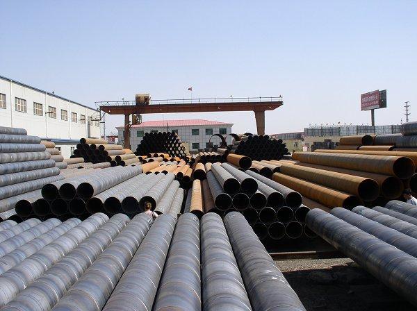 天津市螺旋管厂家 优质螺旋管价格 大量批发钢管