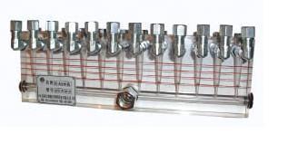 供应GPQ有机玻璃给油分配器造纸设备用