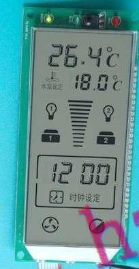 供应鱼缸控制板液晶屏图片