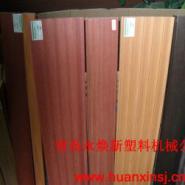 焕新塑机优质高效塑木型材生产设备图片