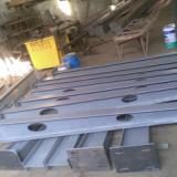 济南宾鸿钢结构供应济南钢梁批发定做加工