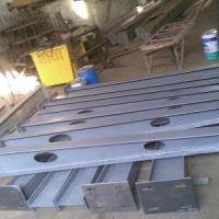 济南宾鸿钢结构有限公司供应临沂钢梁批发定制