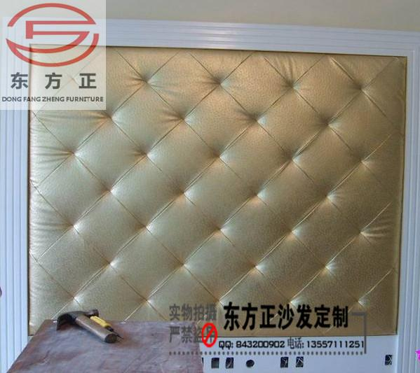供应马山软包墙设计定做马山软包门订做  厂家直销