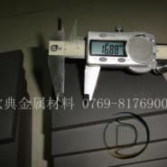 KG2耐磨耗工具用钨钢冲针图片