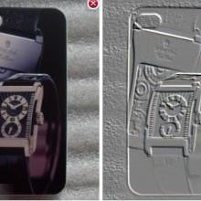 供应中国最新款iPhone手机夜光保护壳批发