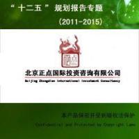 中国有色金属矿产开发产业十一五回