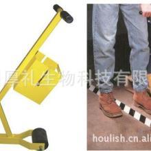警示胶带贴地车 胶带划线车 贴地划线车 胶带贴地车 胶带划线工具