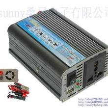 300W车载转换器12V转220V逆变器,带USB充电器