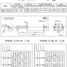 供应微电机直流马达工厂直销手摇发电机太阳能玩具,直流发电机 马达