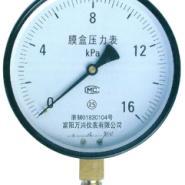 微压压力表图片