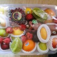 礼品水果蔬菜礼品盒海鲜礼品盒图片