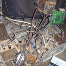 广州电机维修图片