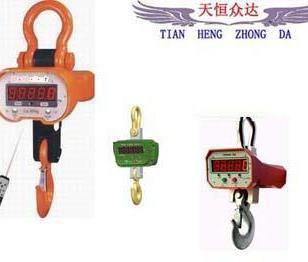 河南郑州天恒ocs3T电子吊秤图片