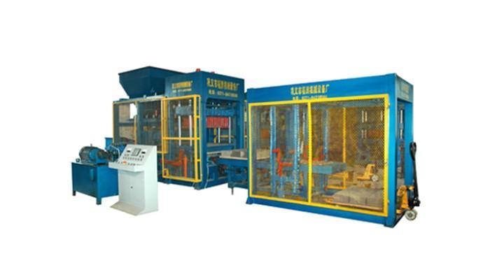 QTJ10-15型全自动砌块成型机销售