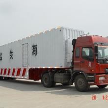 中国-中亚汽车运输