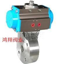 供应超短型对夹式气动球阀氧气铜球阀、氧气不锈钢球阀批发