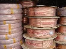 天津铜管厂家供应;铜及铜合金材/紫铜管