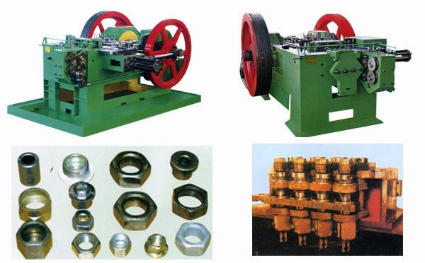 供应多工位螺母冷镦机图片