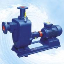 供应ZW型自吸排污泵生产厂家 自吸泵价格 自吸泵批发图片