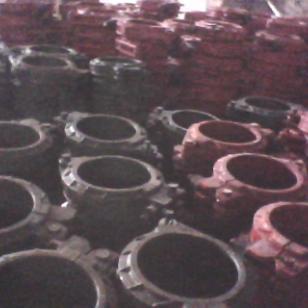 海南海口砼泵低压125管卡销售商图片