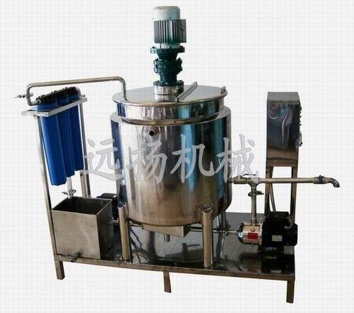 广州远杨机械长期供应洗衣液生产设备,供应洗洁精机械设备,供应