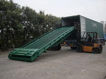 濟南市移动式固定式登車桥厂家供應青島移動式固定式登車橋