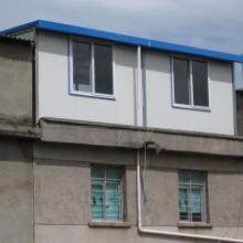 供应义乌彩钢房楼顶加层