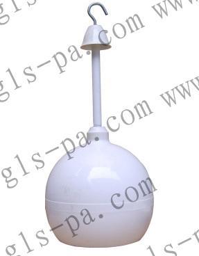 【吊球】【广州吊球音箱喇叭,吊顶喇叭6W/12w价格】