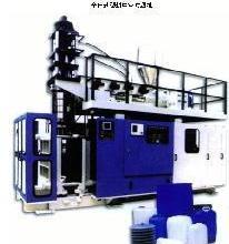 华亚塑料机械供应全自动塑料中空吹塑机生产线图片