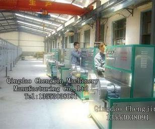 乳胶床垫生产设备图片