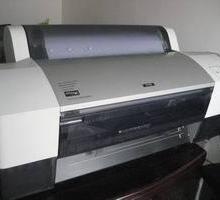 供应用于打印机的二手爱普生7600大幅面喷墨打印7色打印机批发