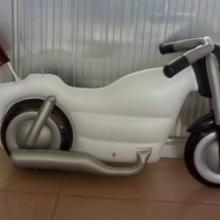 供应PU摩托车玩具模型PU救护车模型
