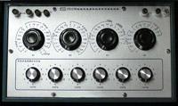 检定电导仪专用交流电阻箱ZX123B型检定电导仪专用交流