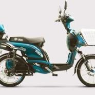 爱玛64V战神电动自行车图片