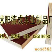供应沭阳德成木业多层板价格批发