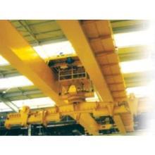 供应10+10吨旋转挂梁桥式起重机图片