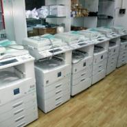 东莞专业理光1045复印机维修图片