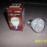 供应led 3W 球泡灯 12v 3w led节能灯 风能太阳能蓄电