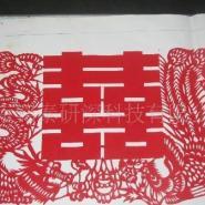 激光剪纸机图片