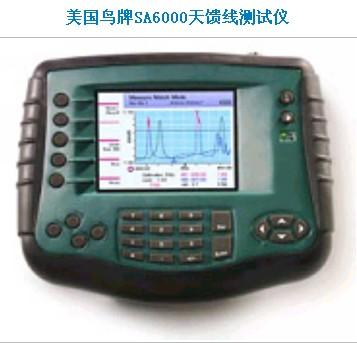 供应美国鸟牌SA6000天馈线测试仪